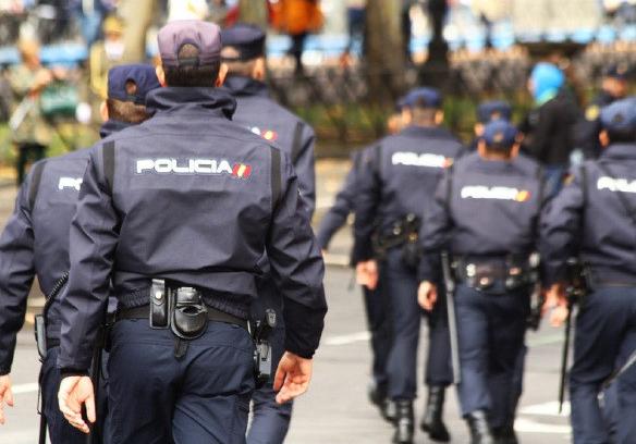 Policía Nacional: Reanudación proceso