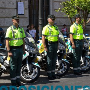 Oposición Guardia Civil