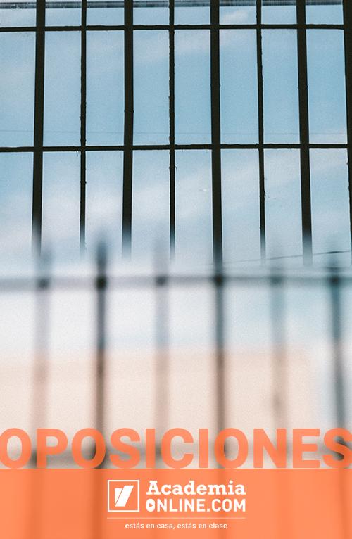 Oposición Ayudante de Instituciones Penitenciarias