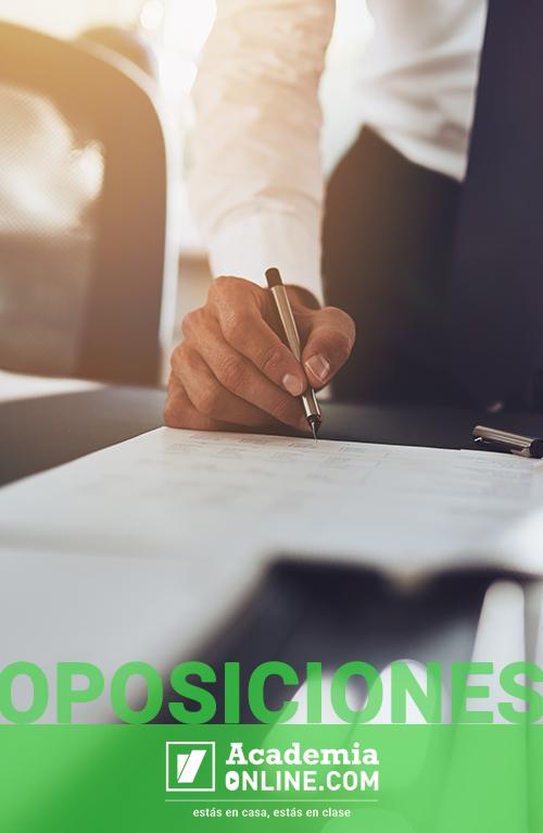 Oposición Administrativo Servicio Andaluz de Salud