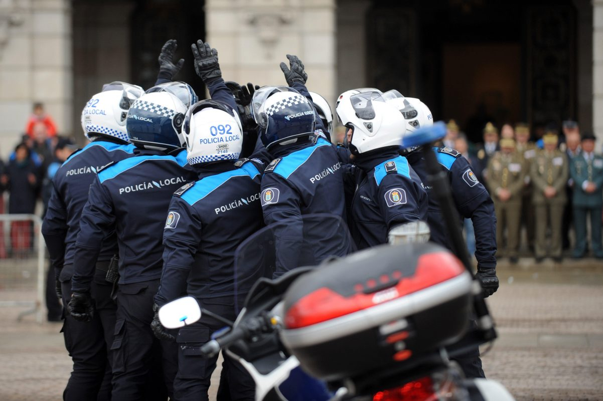 Galicia Policía Local