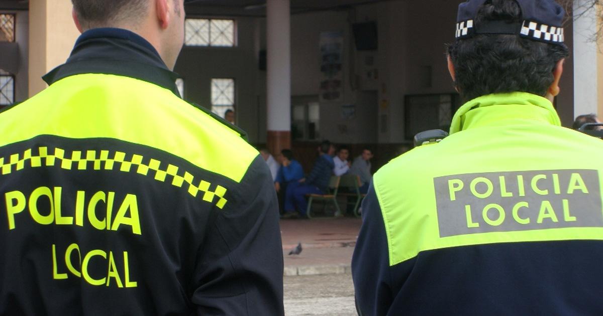 Policía Local Oposición