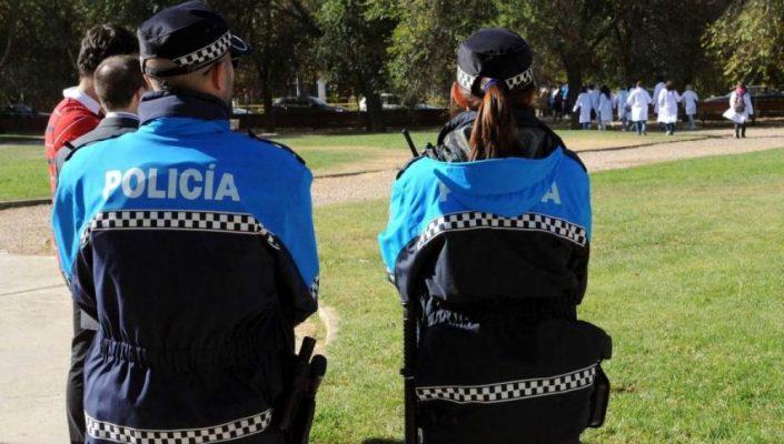 Policía local: Canarias