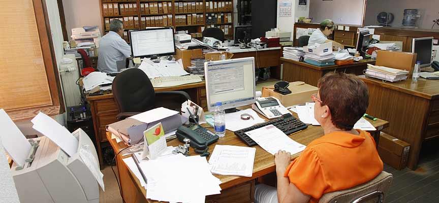 Auxiliar administrativo en Madrid
