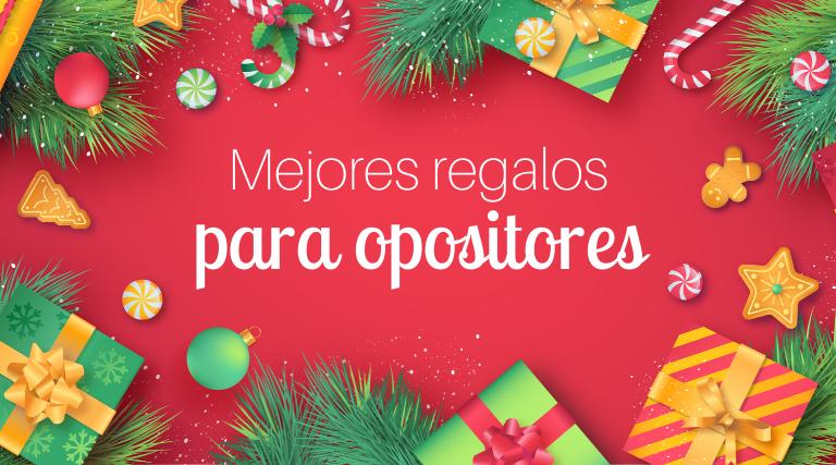 Cabecera blog Mejores regalos para opositores